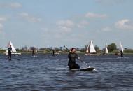 Stand up paddle - outdoor activiteiten in Friesland - Ottenhome Heeg 1