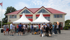 Vergaderen - Zeilcafé - Bedrijfsuitje in Friesland - Ottenhome Heeg Events