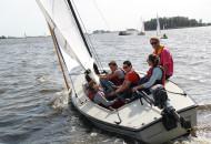 Vergaderen en zeilen - Bedrijfsuitje in Friesland - Ottenhome Heeg Events