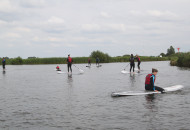 Stand Up Paddle - Vrijgezellenuitje in Friesland - Ottenhome Heeg Events